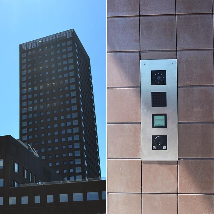 Borhs Tårn samlet - Carlsberg Byen