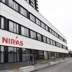 NIRAS bygning 300x300 - Referenser