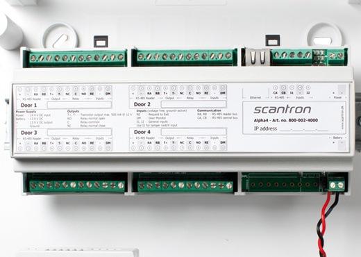 alpha central 520x370 - Passerkontroll