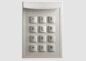 codelock12 300x213 - Porttelefoni