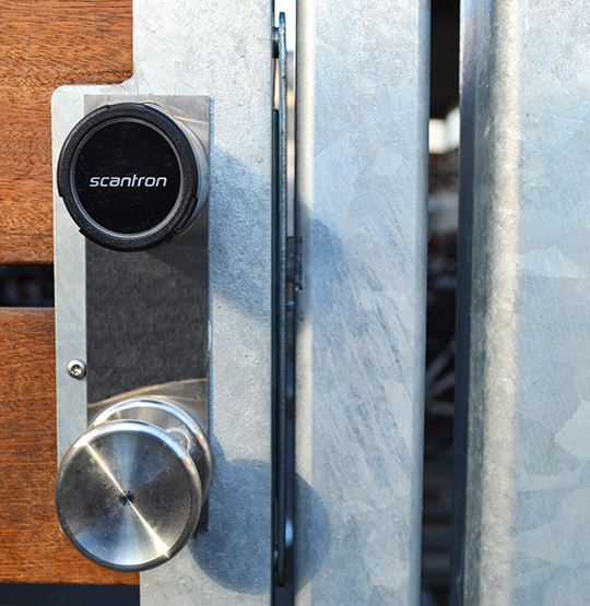 offline sensolock 540 555 - FlexAir® lösning