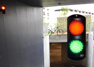Trafikljusstyrning
