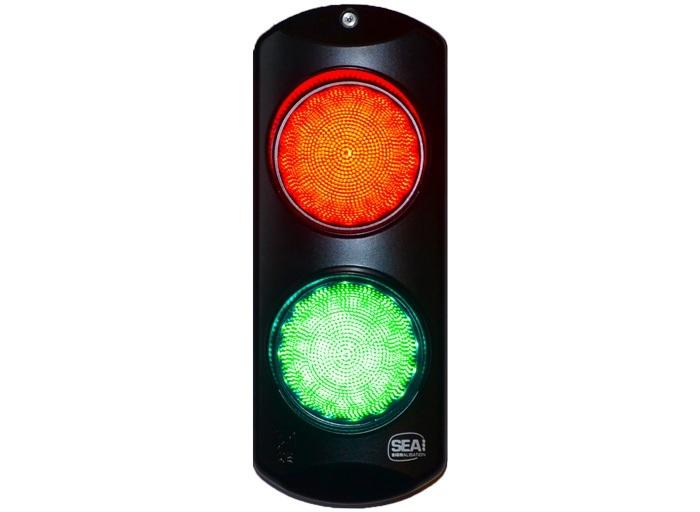 parking traffic light controller 02 - Alpha parking controller